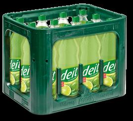 12 x 1,0 Liter PET-Mehrweg Kasten