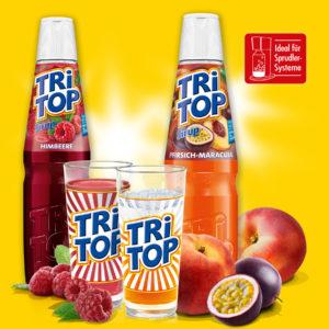 TRI TOP Wassersprudler Sirup